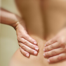 Back pain and treatment